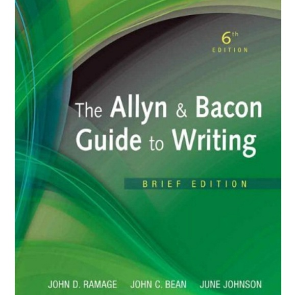 allyn Other - Allyn and Bacon guide to writing
